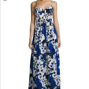 Parker NY Verona Floral-Print Maxi Dress